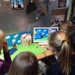 ANIMASJONSKURS Tryll & trix med levende bilder hver torsdag på Sjøholmen @ Sjøholmen barnekunsthus